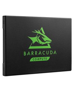 "Seagate Barracuda 120 SSD 2.5"" 500GB SATA 6Gb/s 3D TLC NAND PC upgrade internal drive ZA500CM1A003"