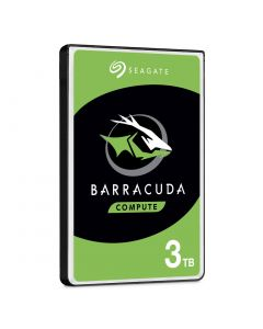 "Seagate Barracuda 2.5"" 3TB SATA 6Gb/s internal hard drive ST3000LM024"