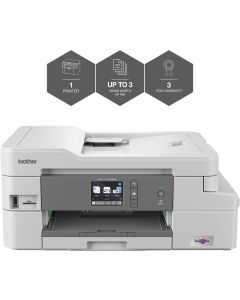 Brother DCP-J1100DW A4 colour inkjet All In Box multifunction print scan copy USB 2.0 Wi-Fi