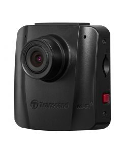 Transcend DrivePro 50 dashcam car recorder HD 1080P Wi-Fi including 16GB microSD card TS16GDP50M