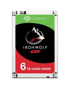"Seagate  IronWolf 3.5"" 6TB Serial ATA III internal hard drive ST6000VN0041"