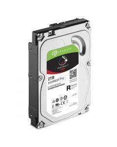 "Seagate IronWolf Pro 3.5"" 2TB Serial ATA III NAS internal hard drive ST2000NE0025"