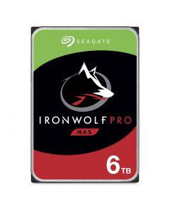 "Seagate IronWolf Pro 3.5"" 6TB SATA 6Gb/s internal NAS hard drive ST6000NE000"