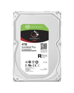 "Seagate IronWolf Pro 3.5"" 4TB SATA 6Gb/s internal NAS hard drive ST4000NE001"
