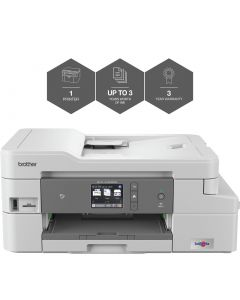 Brother MFC-J1300DW A4 colour inkjet All In Box multifunction print scan copy fax USB 2.0 Wi-Fi NFC