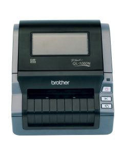 Brother QL-1060N desktop network industrial label printer