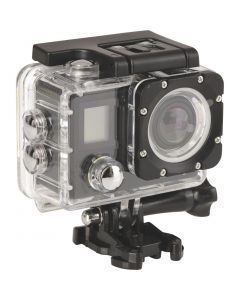 Sandberg 4K ActionCam with waterproof case and mounting kit 430-00