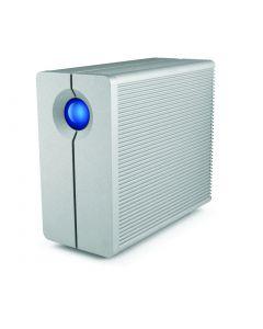 LaCie 2big Quadra 8TB RAID - USB 3.0, FireWire/i.LINK 800 external 9000317
