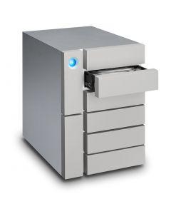 LaCie 6big 48TB RAID drive 6 hot-swapable 7200rpm enterprise-class hard disks Thunderbolt3 and USB 3.1 STFK48000400