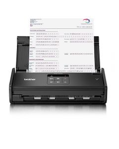 Brother ADS-1100W A4 wireless network document scanner