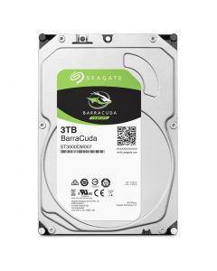 "Seagate Barracuda 3.5"" SATA III 3TB Serial ATA III internal hard drive ST3000DM007"