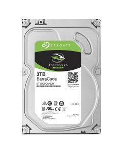 "Seagate Barracuda 3.5"" SATA III 3TB Serial ATA III internal hard drive ST3000DM008"