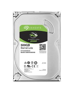 "Seagate Barracuda 3.5"" SATA III 500GB Serial ATA III internal hard drive ST500DM009"