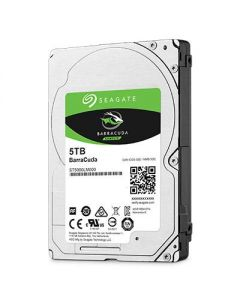 "Seagate Barracuda 2.5"" 5TB Serial ATA III internal hard drive ST5000LM000"