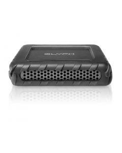 Glyph Blackbox Plus 1TB mobile rugged external hard drive 5400rpm USB-C (compatible with USB 3.0/2.0 Thunderbolt 3) BBPL1000B