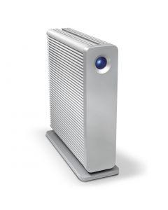 LaCie d2 Quadra 6TB External Hard Drive - FireWire/i.LINK 800, USB 3.0, eSATA - 7200 rpm - 32 MB Buffer - STGJ6000400
