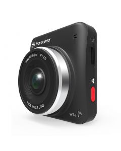 Transcend DrivePro 200 dashcam car recorder HD 1080p Wi-Fi including 16GB microSD card and adhesive mount TS16GDP200