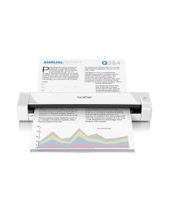 Brother DS-720D A4 2-sided Mobile Document Scanner