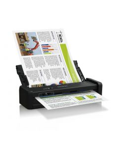 Epson WorkForce DS-360W A4 portable 25ppm 300dpi document scanner USB 3.0 & Wi-FI B11B242401BY
