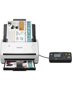 Epson WorkForce DS-570W A4 600dpi 35ppm document scanner USB 3.0 Wi-Fi and NFC B11B228401BY