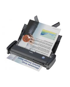 Canon imageFORMULA P-215II A4 mobile duplex document scanner USB 3.0