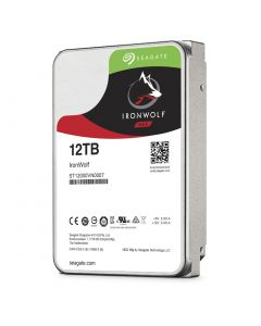 "Seagate, Ironwolf, 3.5"", SATA III, 10TB, SATA 6 Gb/s, internal, hard drive, ST10000VN0004, CVP Digital"