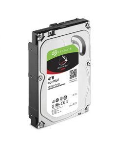 "Seagate IronWolf 3.5"" 4TB SATA 6 Gb/s internal NAS hard drive ST4000VN008"