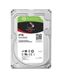 "Seagate IronWolf 3.5"" 8TB SATA 6 Gb/s internal NAS hard drive ST8000VN0022"