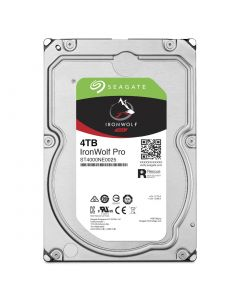 "Seagate IronWolf Pro 3.5"" 4TB Serial ATA III internal hard drive ST4000NE0025"