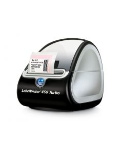 Dymo LabelWriter 450 Turbo USB label printer for PC and Mac S0838860