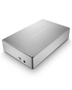 LaCie Porsche Design desktop drive 8TB USB-C, USB 3.0 with adapter STFE8000401
