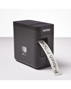 Brother P-touch P750W office PC label printer