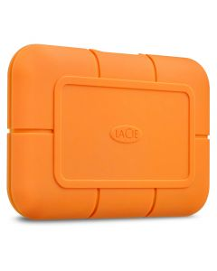 LaCie Rugged SSD 500GB portable USB-C external hard drive STHR500800