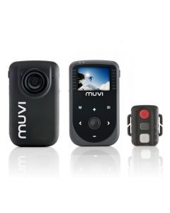 Veho MUVI HD10 handsfree action camcorder VCC-005-MUVI-HD10 full HD 1080p resolution