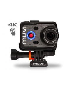 Veho MUVI K2 Pro 4K Wi-Fi hands free action camera VCC-007-K2PRO