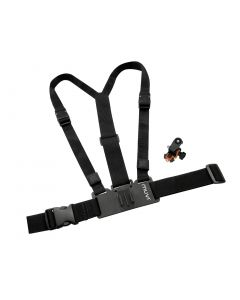 Veho MUVI chest harness mount for MUVI and MUVI HD inc tripod mount VCC-A016-HSM