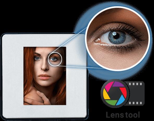OpticFilm 120 Pro LensTool